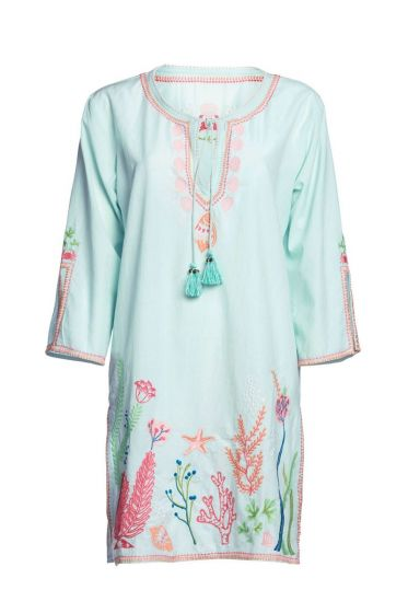 Tunic light blue