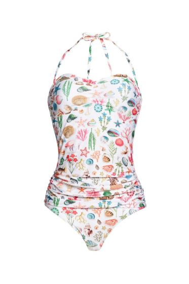 Bathingsuit Little Sea off-white