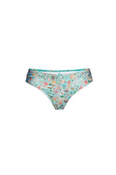 Bikinislip Little Sea hellblau