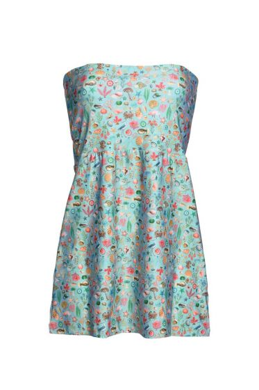 Rock & Kleid Little Sea hellblau
