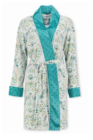 Kimono Sea Stitch Blauw