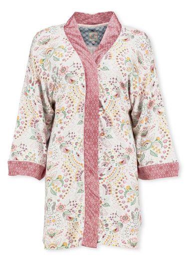 Kimono Sea Stitch Oudroze