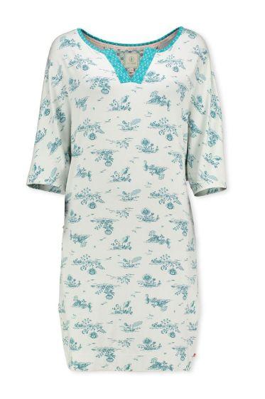 Night Dress Flow de Fleur Aqua