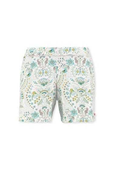 Shorts Sea Stitch Lichtblauw