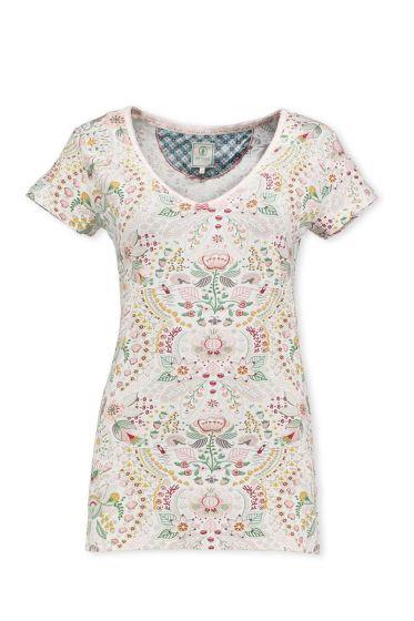 T-Shirt Sea Stitch Altrosa