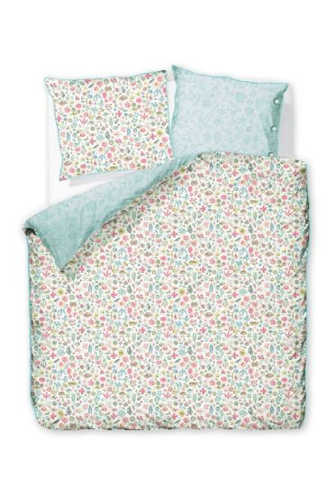 Duvet cover Little Sea Off white