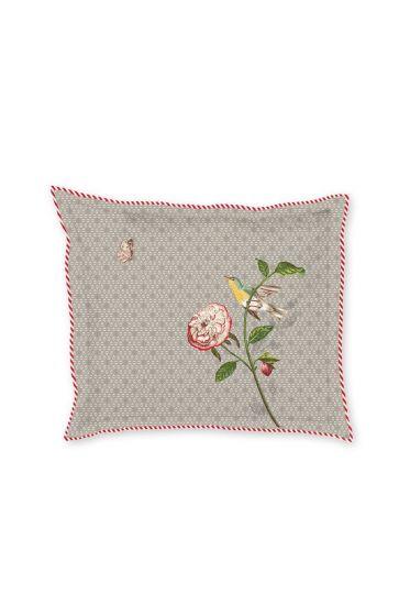 Pillow case Pip Poppy khaki