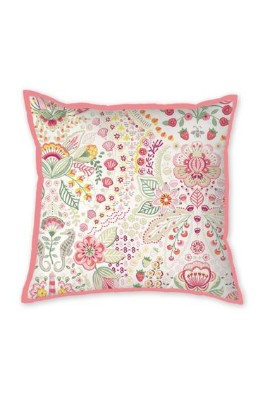Pillow cover Sea Stitch Pink