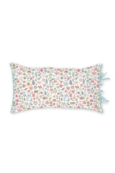 Rectangle Cushion Little Sea Off white