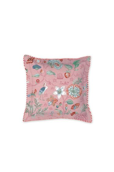 Cushion Square Spring to life petit pink
