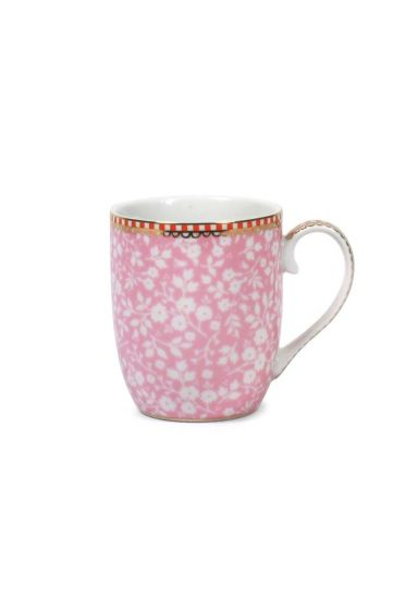 Lovely Branches Tasse Small Rosa