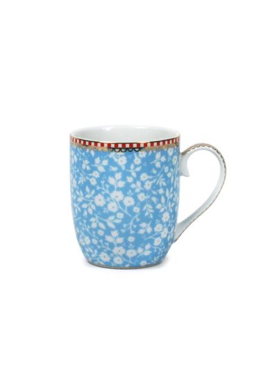 Lovely Branches Tasse Small Blau