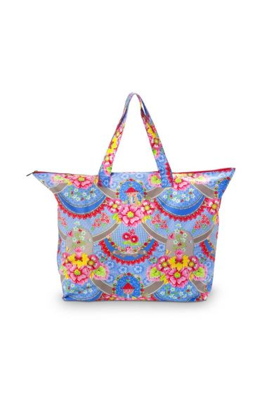 Pip Classic Beach Bag Pip Garland Blue