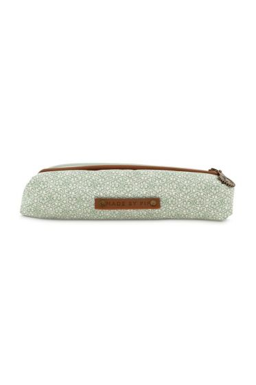 Cosmetic Bag Spring to Life Green