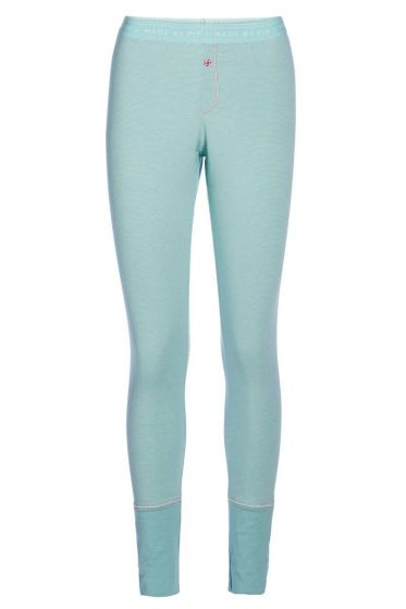 Leggings lang Stripers blau