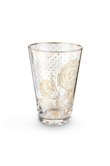Royal Longdrinkglas Golden Flower