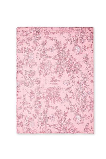 Quilt Hide and Seek pink