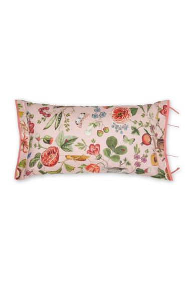 Cushion Woodsy rectangle pink