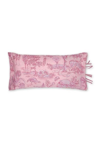 Cushion Hide and Seek rectangle pink