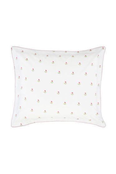 Pillowcase Family Tree pink / white