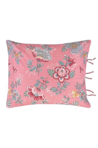 Pillowcase Berry Bird pink