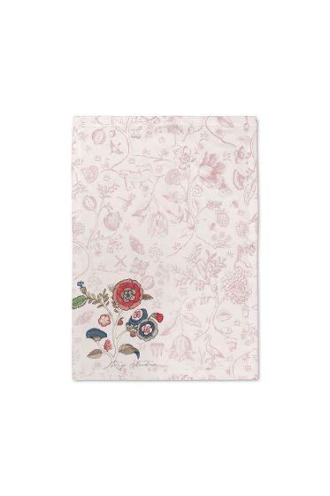 Spring to Life Tea Towel Pink