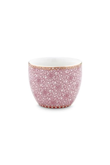 Spring to Life Egg Cup pink
