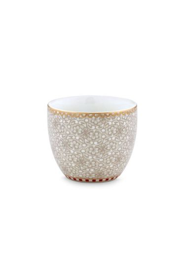 Spring to Life Egg Cup off white