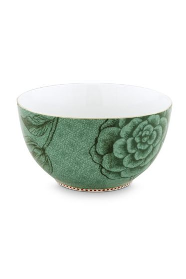 Spring to Life Bowl 15 cm green