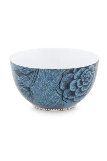 Spring to Life Bowl 15 cm blue