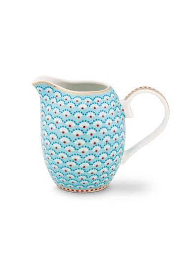 Pot à crème Floral Bloomingtails bleu