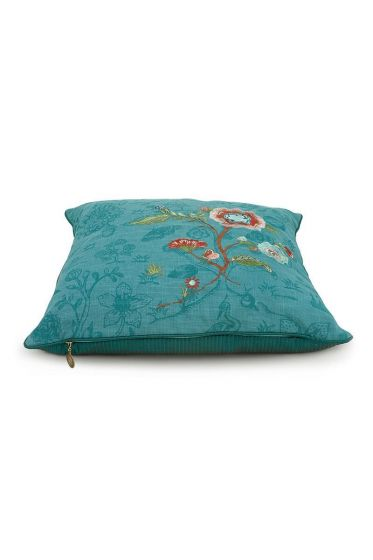 Cushion Spring to Life two-tone Green