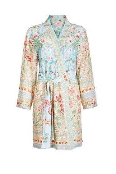 Kimono long sleeve Darjeeling multicoloured
