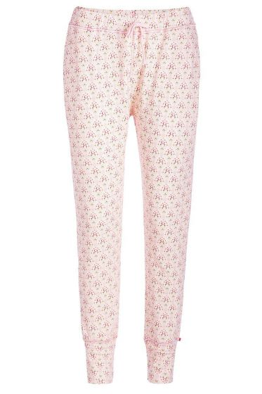 Long trousers Mumbai Heart pink