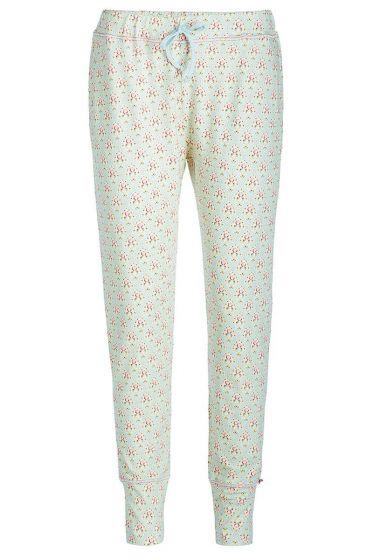 Long trousers Mumbai Heart blue