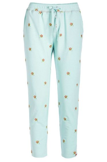 Long trousers Jaipur Dot blue