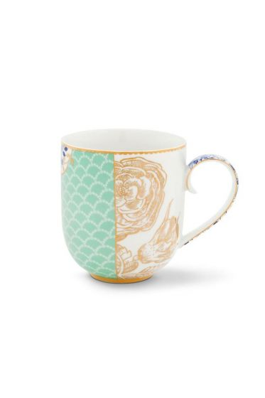 Royal Mug Large Blue