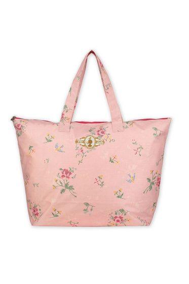Beach bag Granny Pip Pink