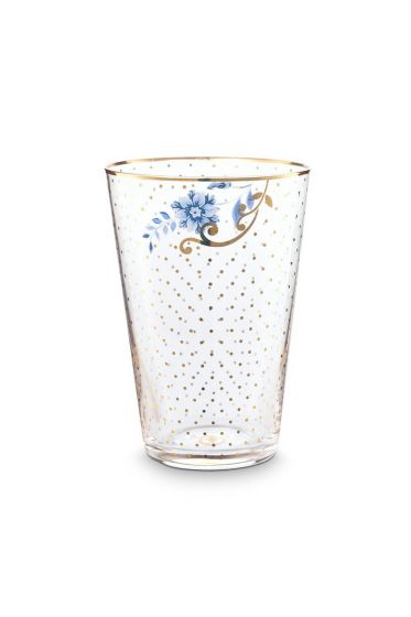 Royal Longdrink Glass Golden Dots