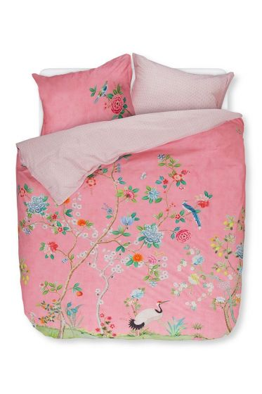 Duvet cover Good Morning Pink