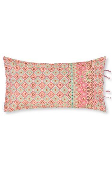 Sierkussen Nilgirig roze