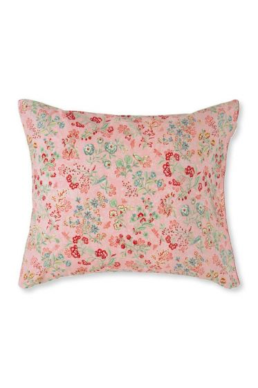 Pillowcase Jaipur Flower Pink