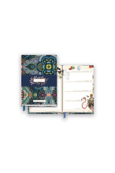 Jaaragenda A6 Moon Delight Blauw