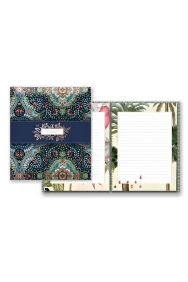 Memory Book A5 Moon Delight Blue