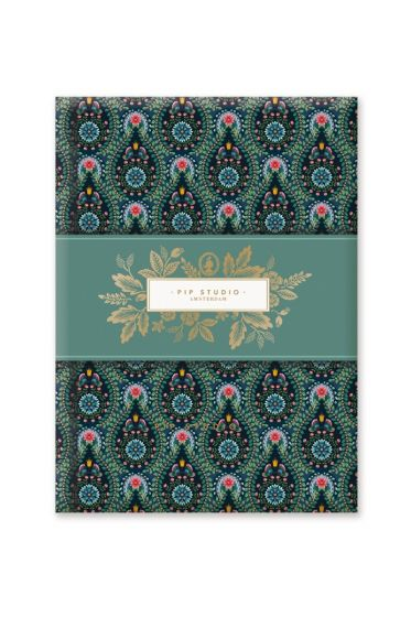 Notebook A6 Moon Delight Blue