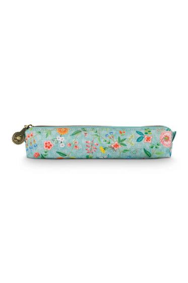 Pencil Case Small Round Good Morning