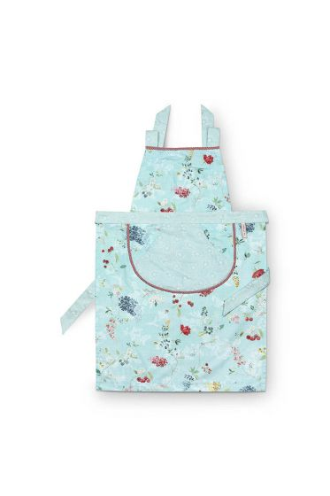 Apron Hummingbirds Blue