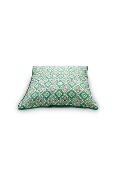 Cushion Starcheck Green