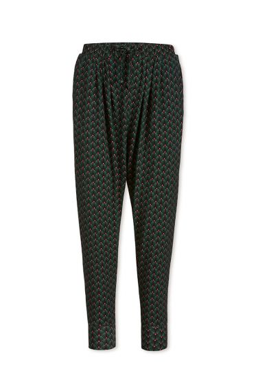 Trousers Long Lilly Lotus Green