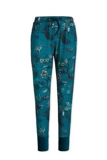 Trousers Long Woodland Nights Blue